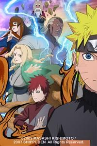 火影忍者疾風傳 NARUTO -ナルト- Naruto Shippuuden